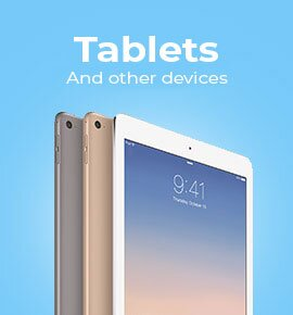 Tablets and other devices